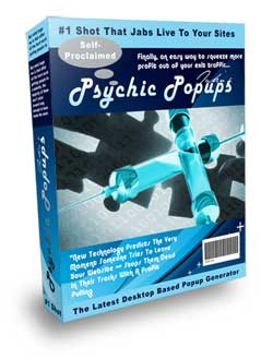 Psychic Popups